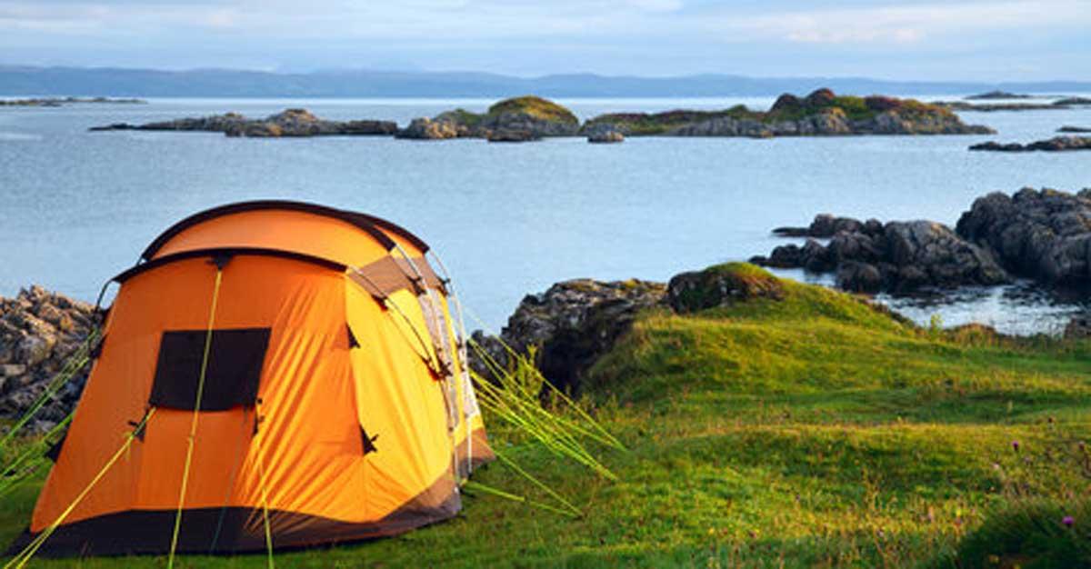 Camping Caravanas en Estaca de Bares