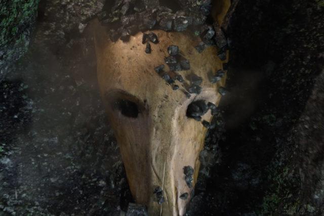 Néboa. La serie de televisión grabada en Estaca de Bares