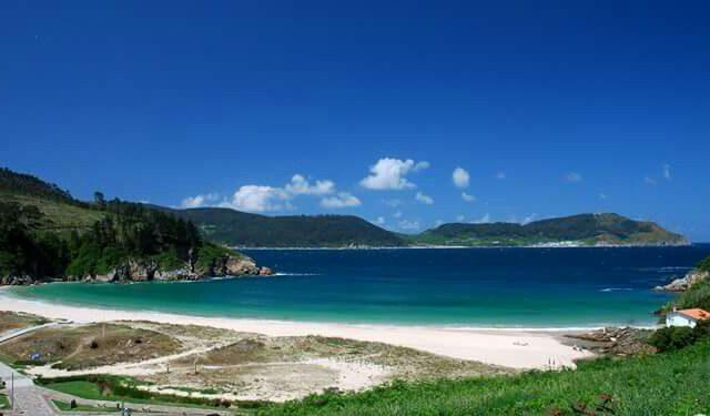 Playa de Xilloi. O Vicedo, Lugo. Galicia